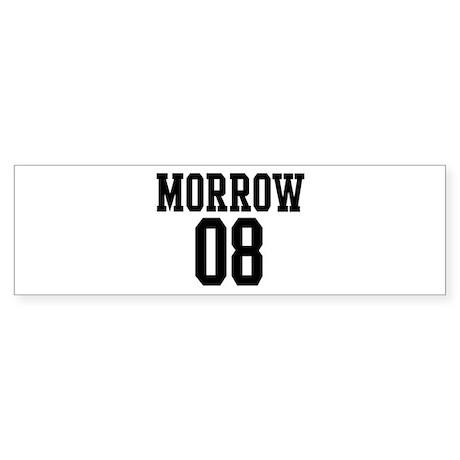 Morrow 08 Bumper Sticker