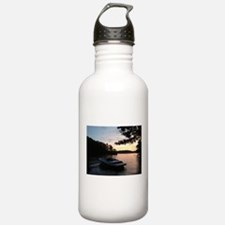 Lake Sunset Water Bottle