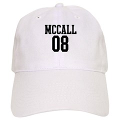 Mccall 08 Baseball Cap