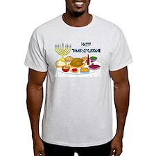 Thanksgivukkah T-Shirt