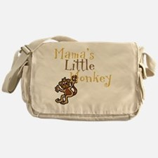 Mamas Little Monkey Messenger Bag