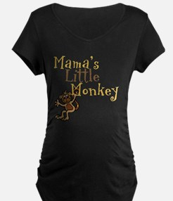 Mamas Little Monkey T-Shirt