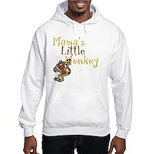 Mamas Little Monkey Hoodie