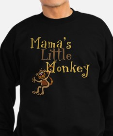 Mamas Little Monkey Sweatshirt
