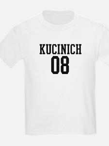 Kucinich 08 Kids T-Shirt