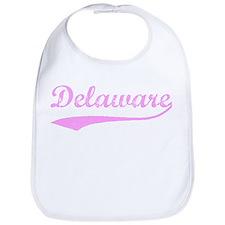 Vintage Delaware (Pink) Bib