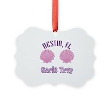 Destin Girls Trip - Ornament