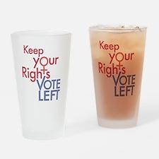 KeepYourRights Drinking Glass