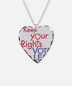 KeepYourRights Necklace
