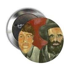 "Orthodox Couple 2.25"" Button"
