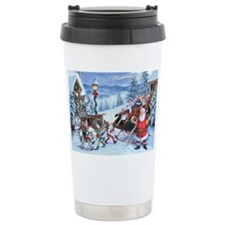 SANTA'S LIST Travel Mug