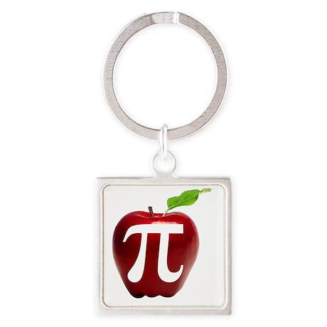 16 Square Keychain