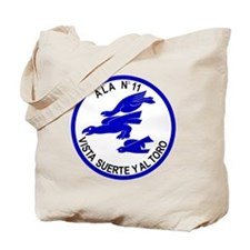 Spain Ala 11 Tote Bag