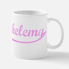 Vintage St Barthelemy (Pink) Mug