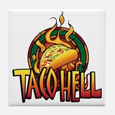 taco_hell Tile Coaster