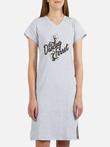Dancing Ferret Women's Nightshirt