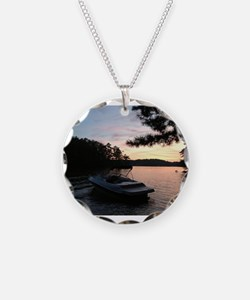 Funny Lake Necklace