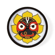 Jagannath Wall Clock