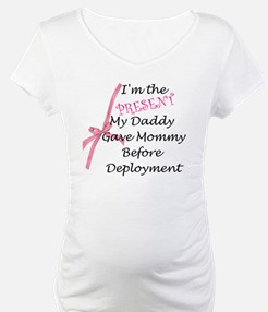 Present from Daddy-Girl Shirt