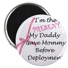 Present from Daddy-Girl Magnet
