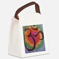 chakraomlrge Canvas Lunch Bag