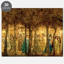 THE 12 DANCING PRINCESSES Puzzle
