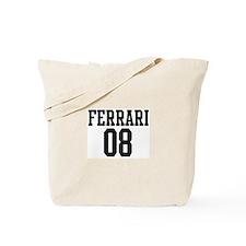 Ferrari 08 Tote Bag