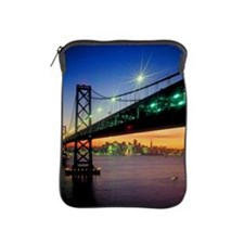 San Francisco-Oakland Bay Bridge iPad Sleeve