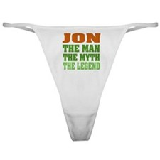 Jon - the Legend Classic Thong
