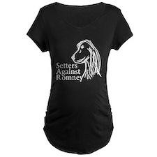 Irish Setter3Romney-dark T-Shirt