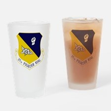 27th FW Drinking Glass