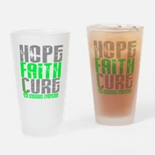 D LYMPHOMA NON D Drinking Glass