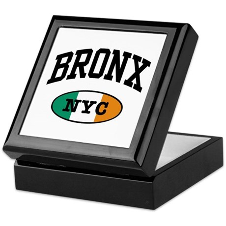 Bronx Irish Keepsake Box