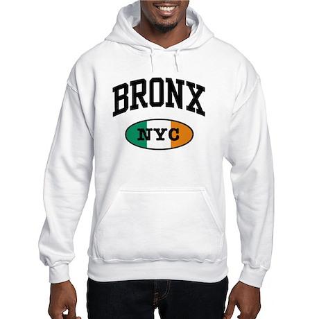 Bronx Irish Hooded Sweatshirt