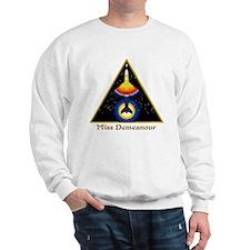 Miss Demeanour Logo Straight 04 Sweatshirt