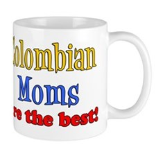 Colombian Moms Are Best Mug