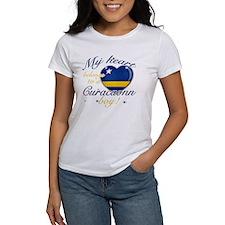Curacaon Tee