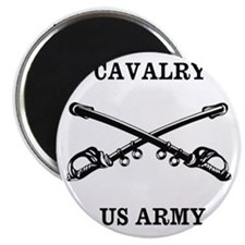 CAVALRY SABRES Magnet