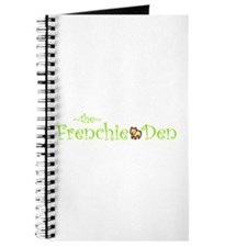 Cool Frenchie Journal