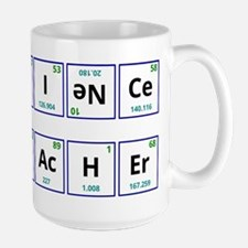Science Teacher Mugs