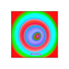 """Mobbly4 2000x2000 200dpi Square Sticker 3"""" x 3"""""""