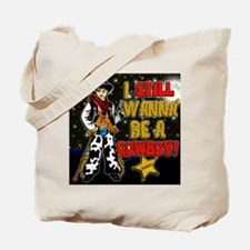 cowboy-STADIUM-BLANKET.gif Tote Bag