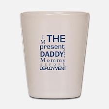 Present From Daddy Boy Shot Glass