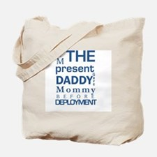 Present From Daddy Boy Tote Bag