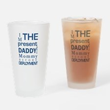 Present From Daddy Boy Drinking Glass