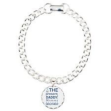 Present From Daddy Boy Bracelet