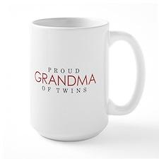 GRANDMA of TWINS - Mugs