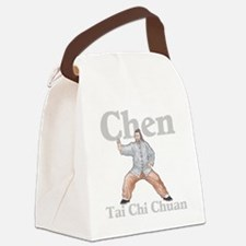 lazychenblack Canvas Lunch Bag