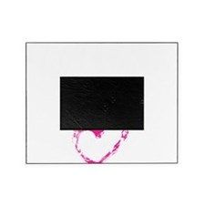 high voltage line wife black shirt Picture Frame