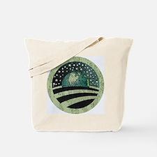 Obama Earth Logo Tote Bag
